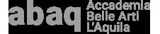 Accademia di Belle Arti L'Aquila Retina Logo
