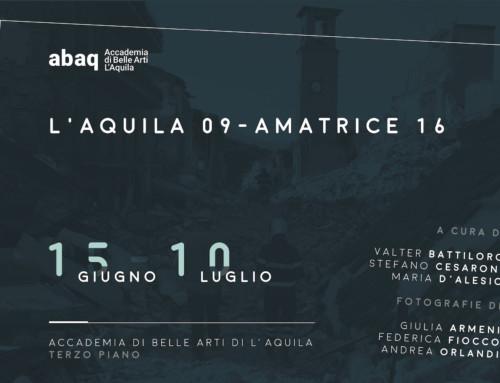 L'Aquila 09 – Amatrice 16