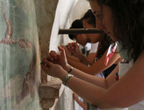 Presentazione dei Restauri nel Convento San Panfilo di Spoltore (PE)