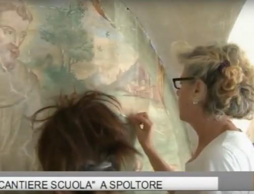 Cantiere di Restauro a Spoltore (PE) – ABAQ – TGR Abruzzo