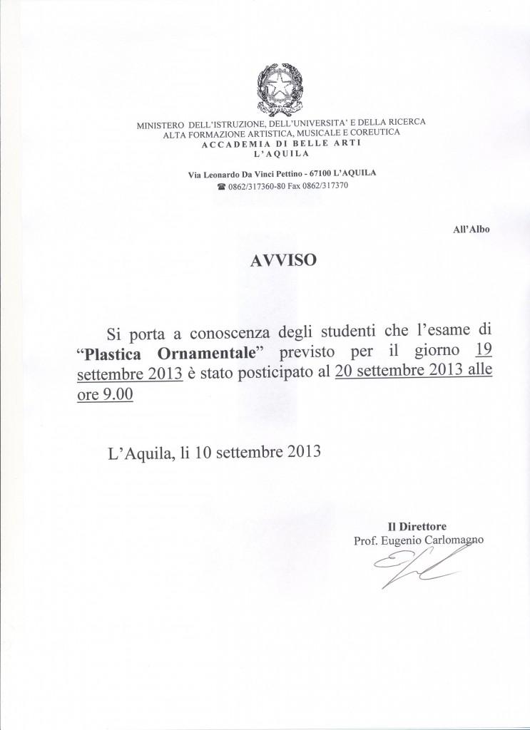 spostamento esame-prof- Iacomino 001