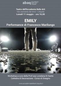 """invito """"Emily"""""""