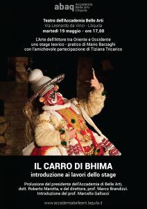 Locandina Stage Mario Barzaghi