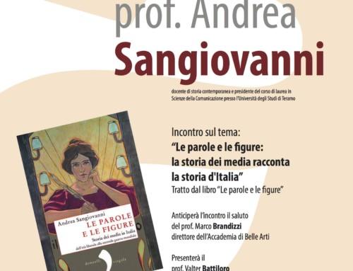 Incontro con il prof. Andrea Sangiovanni