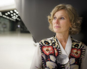 Giovanna Melandri, foto Musacchio & Ianniello, courtesy Fondazione MAXXI