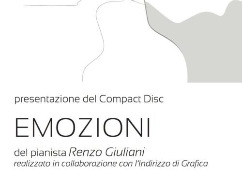 EMOZIONI  del pianista Renzo Giuliani