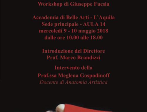Il ritratto – Workshop di Giuseppe Fucsia