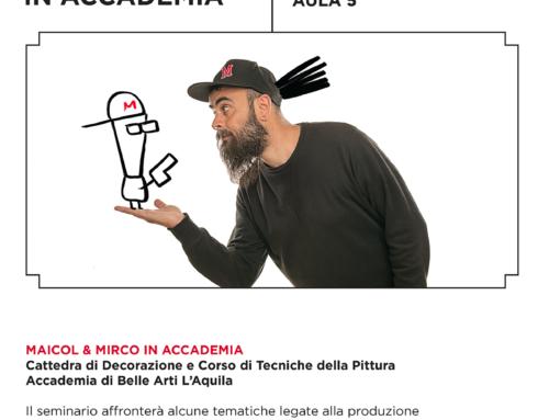 Maicol & Mirco in Accademia