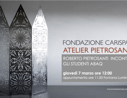 Visita mostra Roberto Pietrosanti