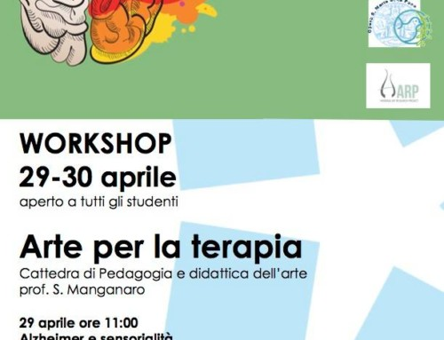 Workshop di TERAPEUTICA ARTISTICA
