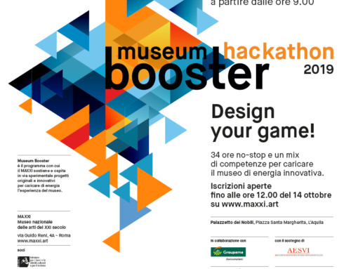 Open call – MUSEUM BOOSTER HACK 2019 – Design your game!