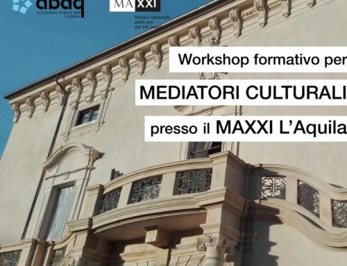La didattica e il museo – Workshop formativo