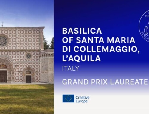 Collemaggio vince ancora: al restauro della Basilica anche il Grand Prix Europeo