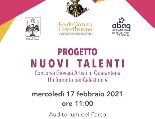 Premiazione bando nuovi talenti ABAQ