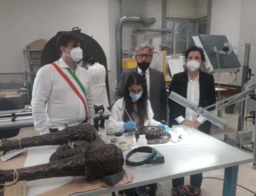 ABAQ lavora al recupero del patrimonio culturale di Amatrice